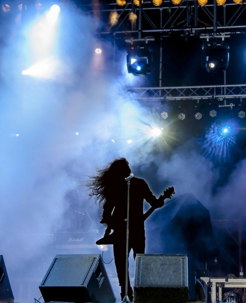 heavy metal promotion company